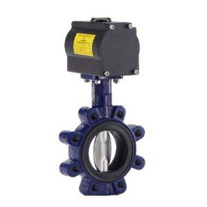 GR Series Resilient Seated Butterfly Valve