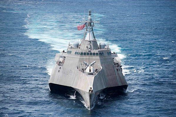 USS Coronado (LCS-4) 2012