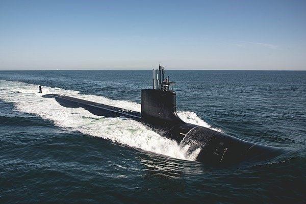 USS Delaware (SSN-791) 2020
