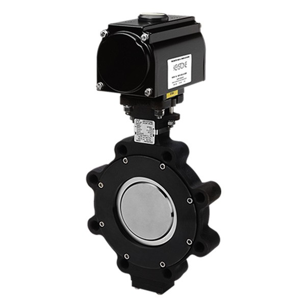 High Performance Butterfly Valve K-LOK Series
