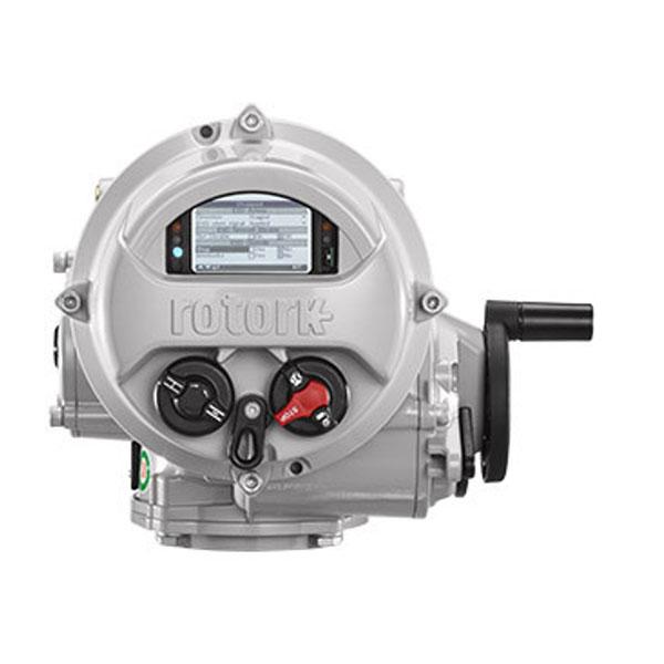 Rotork IQT Part-Turn Valve Actuator
